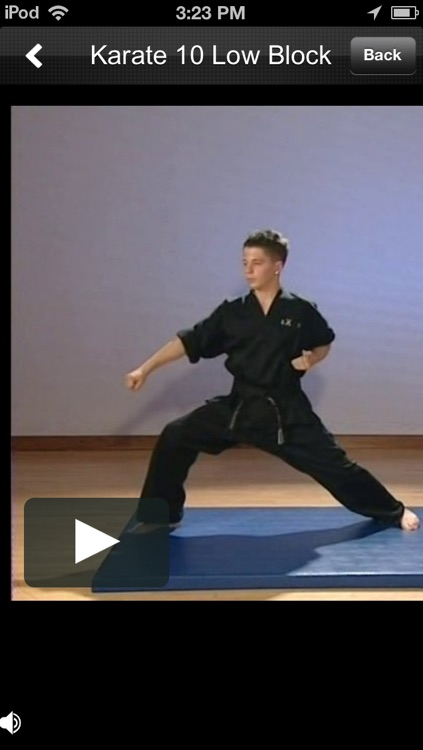 Karate Fitness screenshot-2