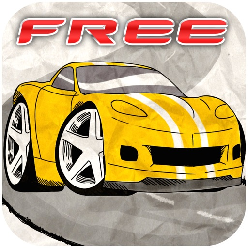A Doodle Racing Free Top Best Car Race Chase Game