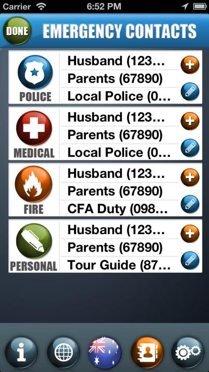 Travel Safe screenshot-3