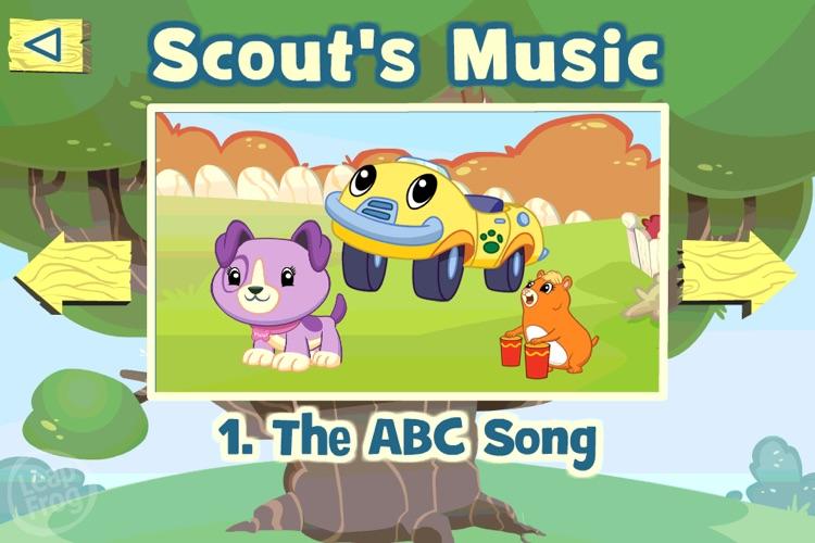 LeapFrog Songs:  Scout's Music