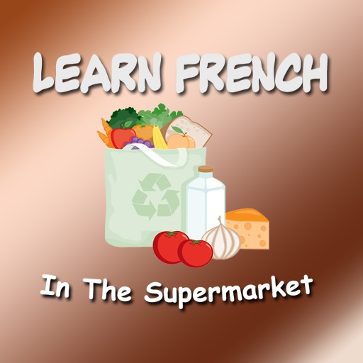 Learn French - At The Supermarket icon