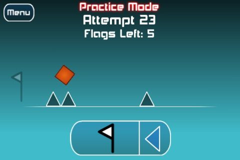 The Impossible Game Lite screenshot-3
