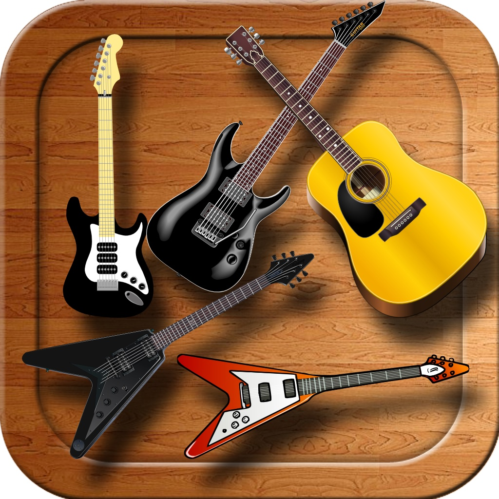 Guitar Builder 3D Free - Build and Play