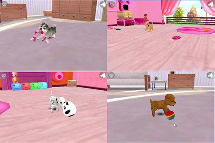 iPuppy World screenshot-4