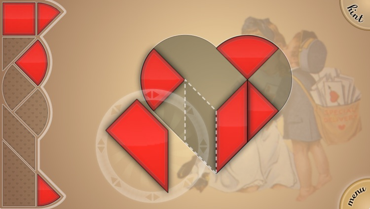 The Love Tangram