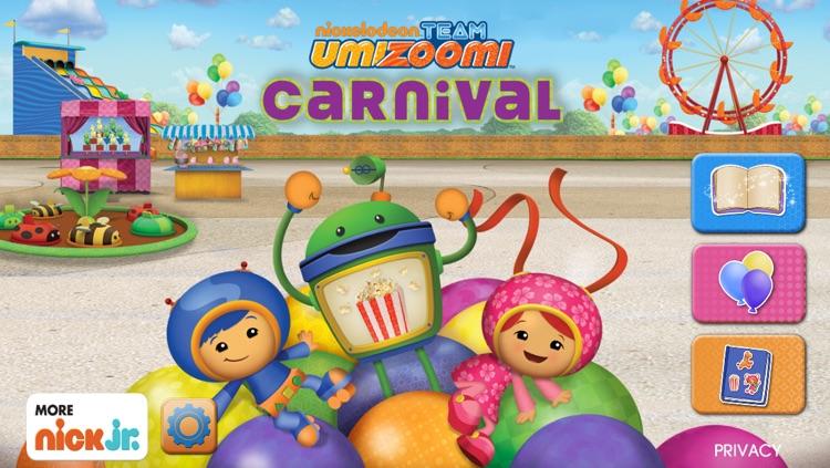 Team Umizoomi Carnival