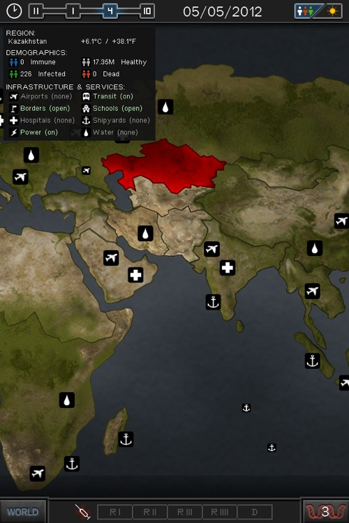Pandemic 2.5 screenshot-1