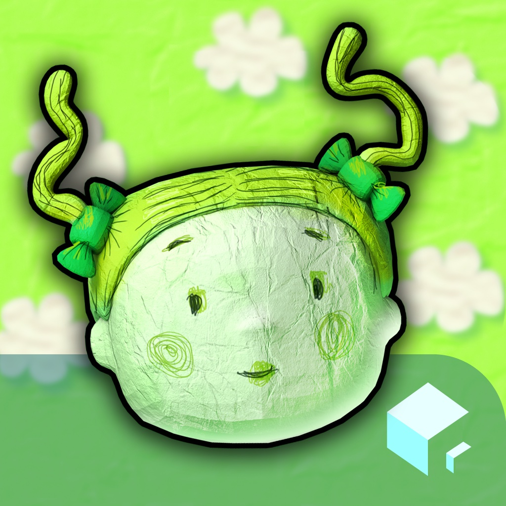 Zoe's Green Planet - Interactive storybook. A story about differences, colors and friendship