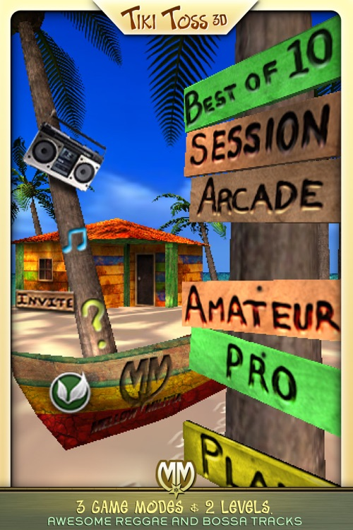 TiKi Toss 3D screenshot-1