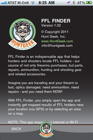 FFL Finder - Federal Firearms Licensee Finder screenshot-4