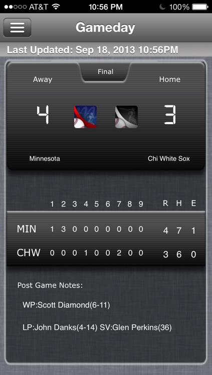 Chicago WS Baseball Live screenshot-4