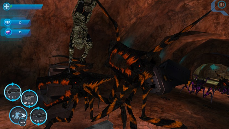 "Starship Troopers: Invasion ""Mobile Infantry"" screenshot-4"