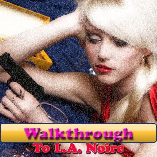 Walkthrough to LA Noire