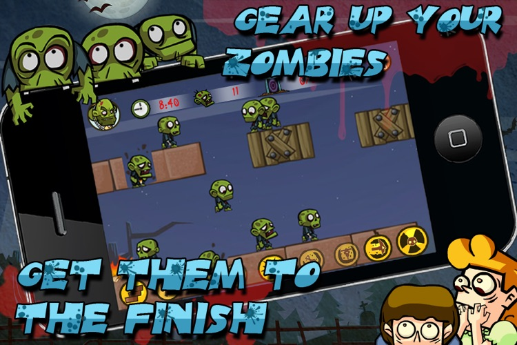 Zombiez! screenshot-1