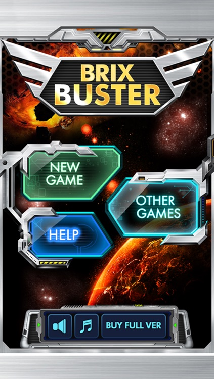 Brix Buster HD Free screenshot-1