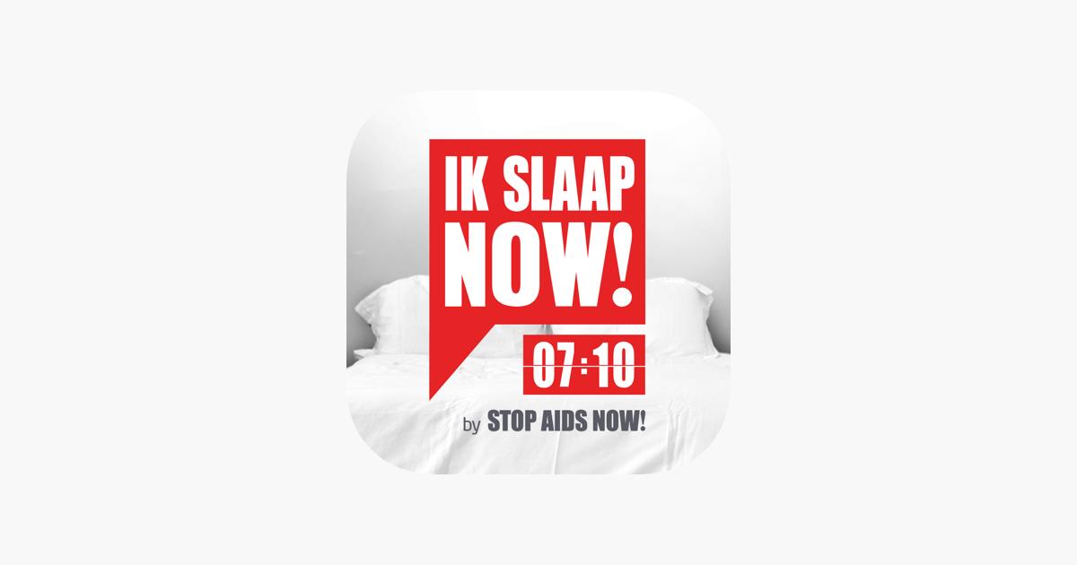 Ik Slaap Now App Storeda