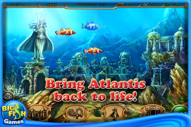 Hidden Wonders of the Depths 3: Atlantis Adventures screenshot-4