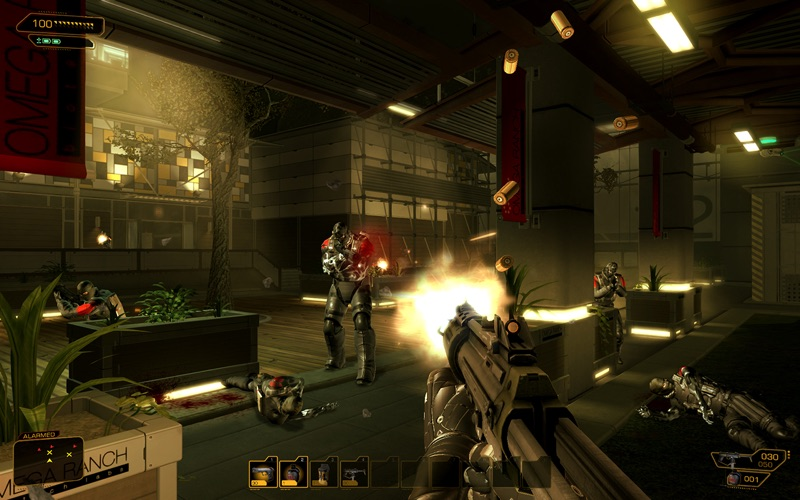 Deus Ex: Human Revolution - Ultimate Edition Screenshot