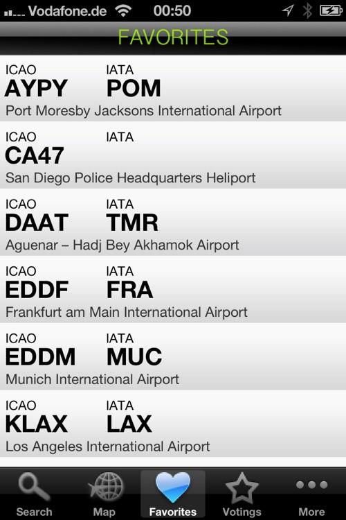 iAirport screenshot-3