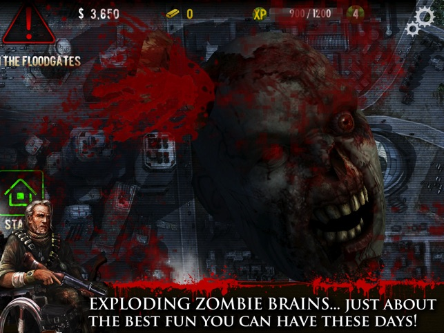 Contract Killer Zombies App Storeda
