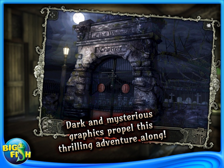 Vampire Secrets: Hidden Mysteries HD screenshot-3