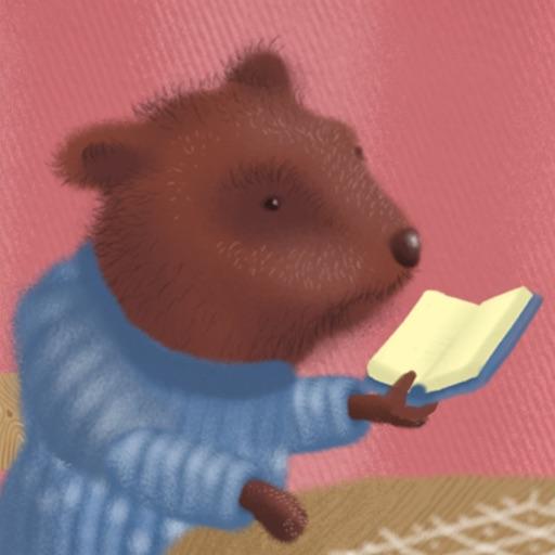 Cachinhos Dourados e os Três Ursos livro de histórias interativo para crianças