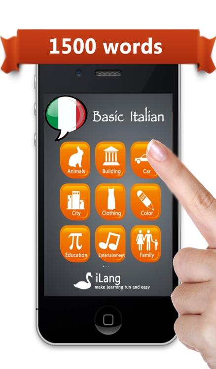 Learn Italian ™