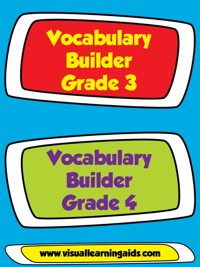 vocabulary builder grades 3 4 hd をapp storeで
