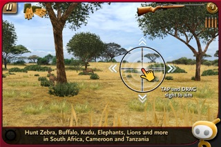 Deer Hunter: African ... screenshot1