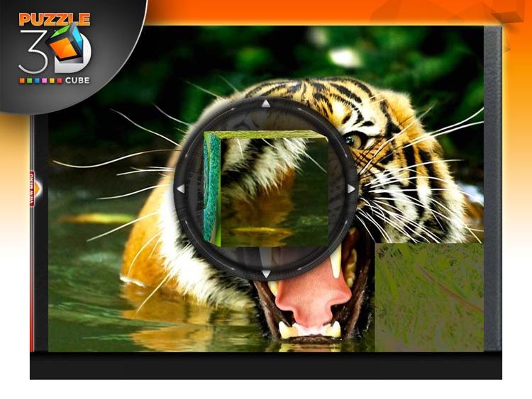 Puzzle 3D Cube screenshot-3