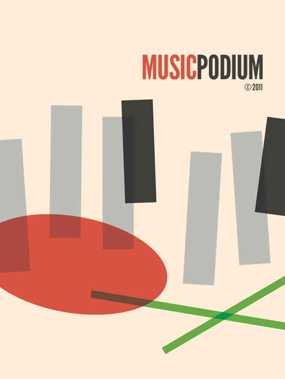 MusicPodium screenshot-0