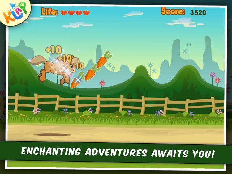 Pony Dash HD by KLAP screenshot-3