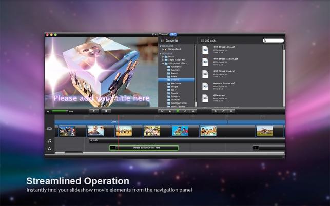 photo slideshow movie maker download for pc