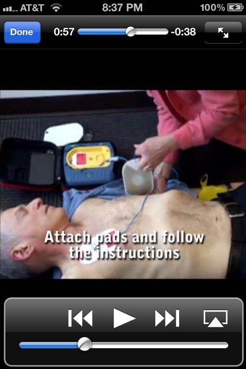 Resuscitate! CPR AED & Choking
