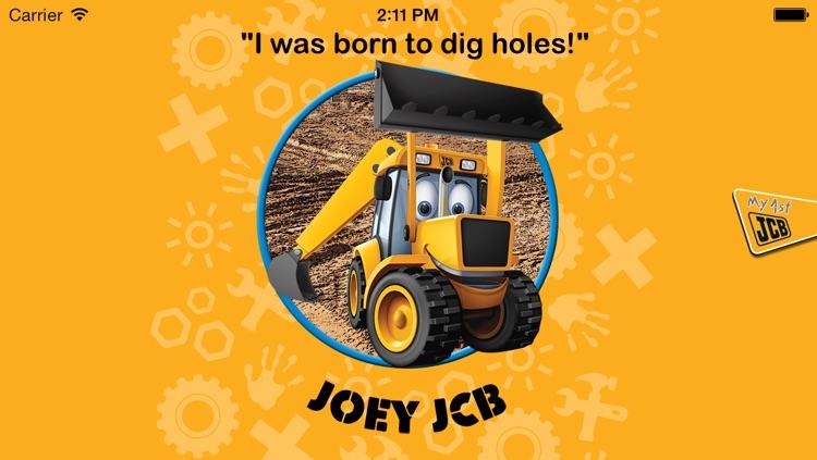 My 1st JCB - Digger Fun screenshot-4