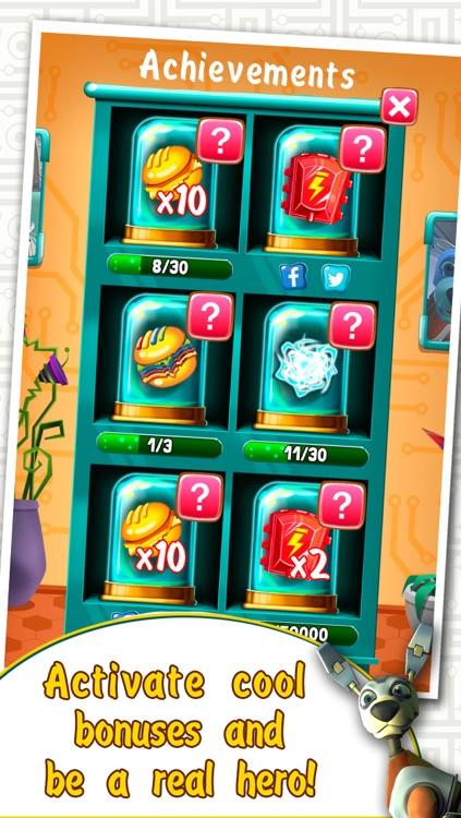 Burger Bombs screenshot-3