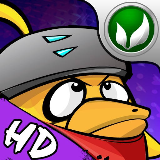 Ninja Chicken HD