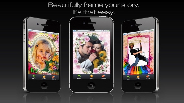 Magic Photo Collage FX - Picture Frame + Pic Stitch + Image Border for Instagram FREE - not affiliated with Photoshop in any way! screenshot-3