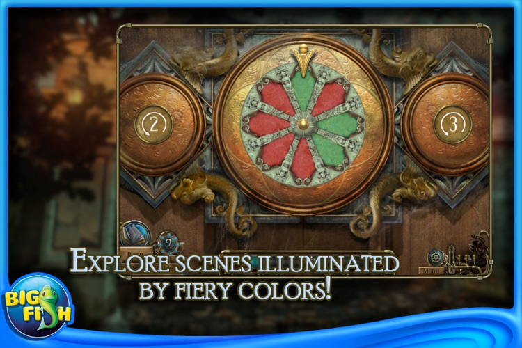 Time Mysteries 2: The Ancient Spectres Collector's Edition screenshot-4