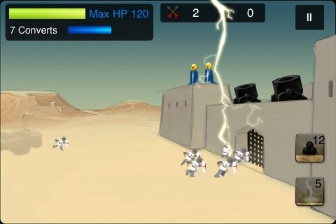 Castle Defense Lite screenshot-4