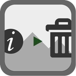 TrashExif - Metadata of photo remover with presetting