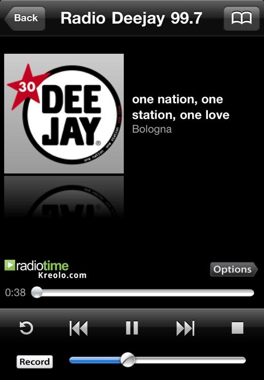 iRadio - All radio screenshot-3