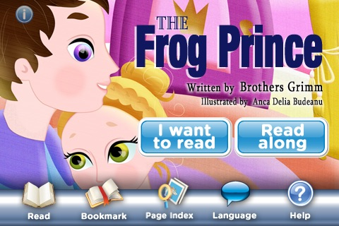 The Frog Prince StoryChimes screenshot-0