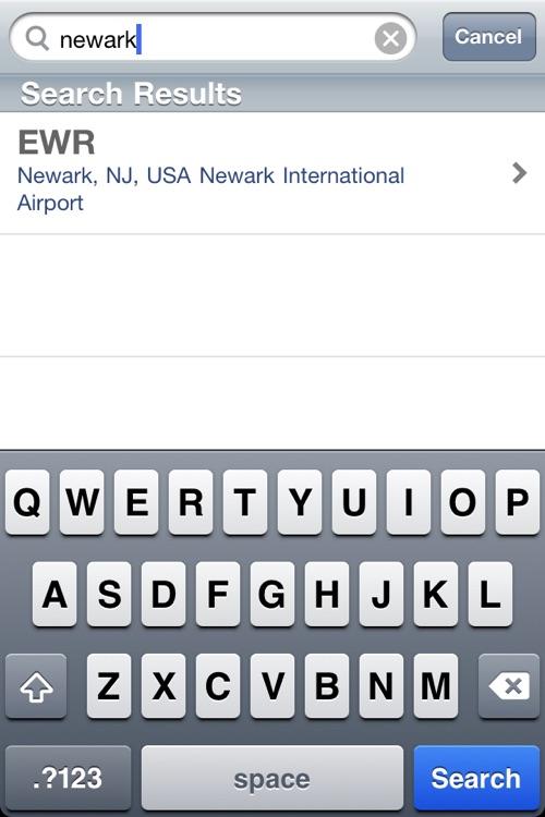 Airport Codes screenshot-3