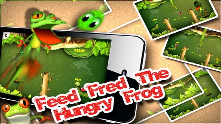 Hungry Froggie