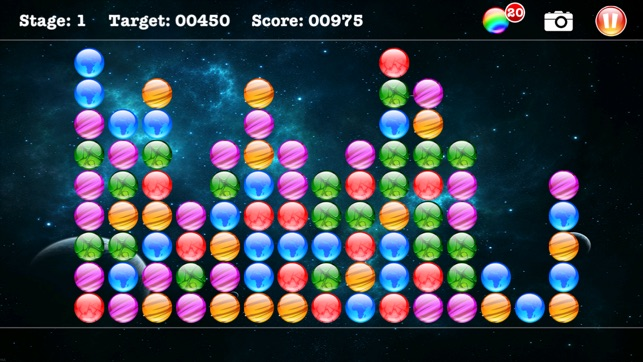 Image result for Pop Star Bubbles game pic