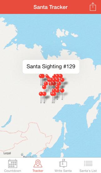 Xmas! - Christmas Countdown screenshot two