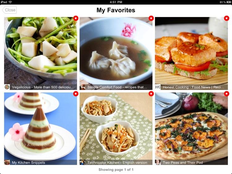 FoodGazer screenshot-4
