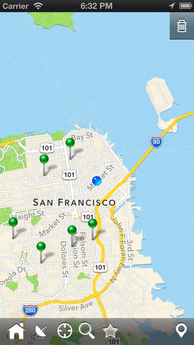 World Map Pro Screenshot 2