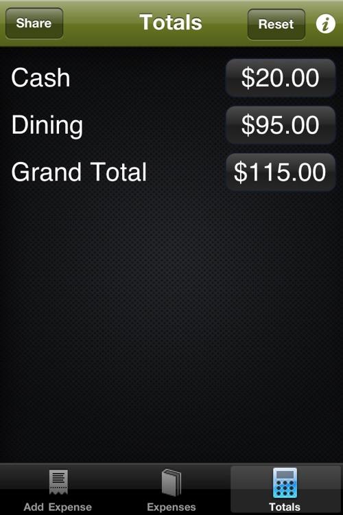 Expense Reports Lite screenshot-4